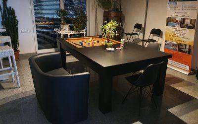 jadalny stół bilardowy