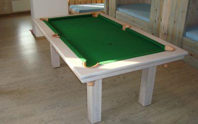 stół bilardowy