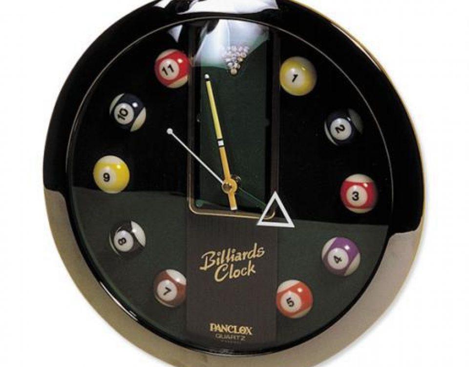 Zegar do bilarda