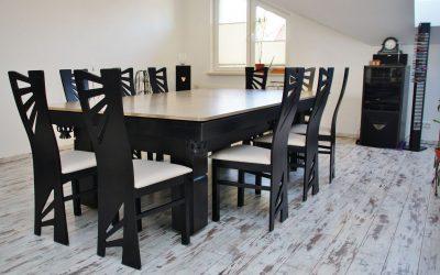 stół jadalny bilardowy